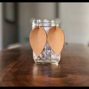 Jewelry - Colorado Leaf Earrings - Buttery Soft!